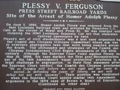 Plessey v. Ferguson (1896)