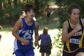 SHJH Cross Country Meet