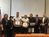 Team PUSD Award