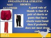 SWEATPANTS & ATHLETIC SHORTS