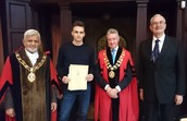 Awards celebrate young apprentices