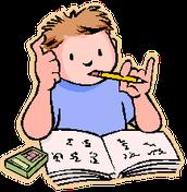 Homework Survey and CB Cares Presentation