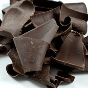 curved chocolate