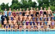 My Summer Swim Team