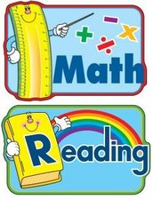 Literacy/Math Updates