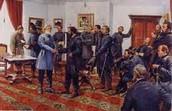 Appomattox Courthouse april, 9, 1865