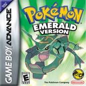 pokemon emerald.