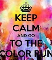 Nutley Color Run May 22