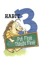 January Habit Focus is Putting First Things First