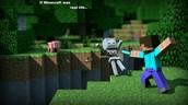 my server in minecraft MonsterCraft