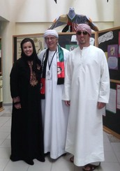A snapshot of our time at the Universal American School in Dubai 2011-2013