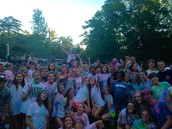 Annual Color Wars/Field Games