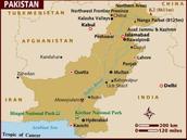 Present-day Pakistan