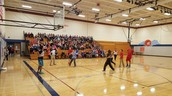 3 on 3 finals for 7th and 8th graders