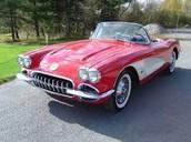 1955 Corvette
