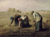 """The Gleaners, 1857"""