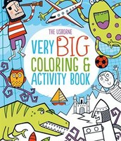 Very Big Coloring & Activity Book