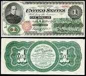Civil War Printed Currency