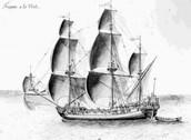 Mary Read's Ship