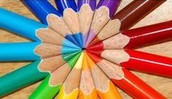 Pic Collage Color Wheel