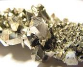 Named titanium for the Titans (Greek Mythology)