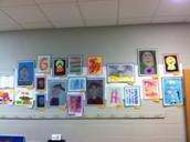 Art talent on display at NA PTA Talent Show