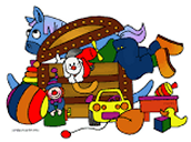 Student Council 10 Days of Caring Toy Drive