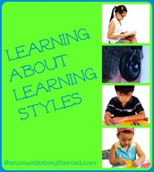 Main Learning Styles