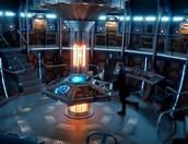 The TARDIS (Interior)