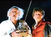 #17 Back to the Future/バック・トゥ・ザ・フューチャー