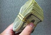 I love money.