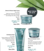 BC Spa Facial is on Sale!