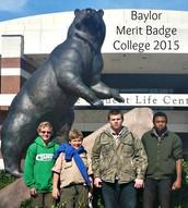 Baylor Merit Badge College