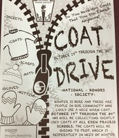 Coat Drive!