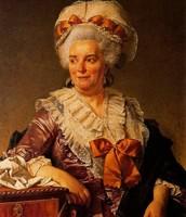 Ritratto di Geneviève Jacqueline Pecoul, David, 1784