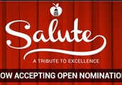 NOMINATE for SALUTE!
