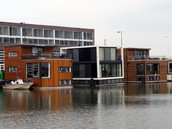 Buildings that will withstand flooding