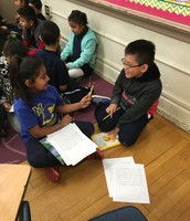 Student Writers Interview One Another