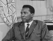 Presidente Francisco Macías Nguema