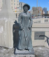 Laura Secord Statue