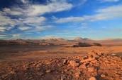 Deserts Dead zone