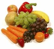 Find Fruits & Veggies You Love