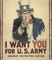 """I Want You""   Patriotism or Propaganda?"