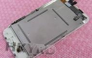 Digitizér+LCD+home tlačítko s flexikáblom+držiak LCD pre iPhone 3G aj 3GS čierny a biely