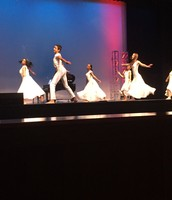 Lee High School dance magnet performance at their Veteran's Day program.  Outstanding performance!