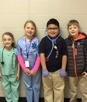 Veterinarians and a Surgeon