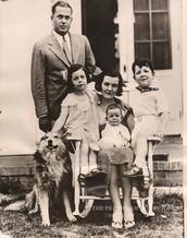 Bobby Jones's Family