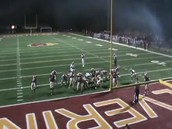FIRST NCS Home Football Game