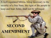 We have the right to our 2nd Amendment!