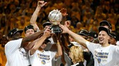 Steph Curry and the Warriors are the kings of the NBA